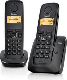 Telefon bezprzewodowy Gigaset A120 DUO