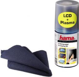 Hama Zestaw do czyszczenia LCD/Plazma żel+chusteczka (49645)