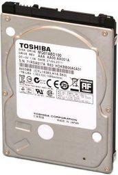 """Dysk Toshiba 1TB 2.5"""" SATA II (MQ01ABD100)"""