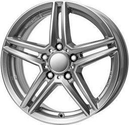 Rial M10 Silver 6.5x16 5x112 ET49