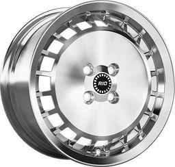 Felga Ronal R10 Silver Polished 7x15 4x100 ET37