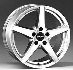 Ronal R41MX Silver 7x16 5x120 ET45