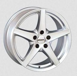 Ronal R41MX Silver 8x17 5x120 ET42