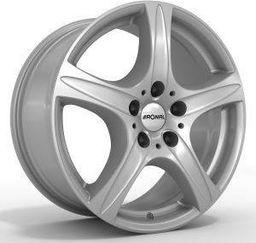 Ronal R55 Silver 7.5x17 5x130 ET55