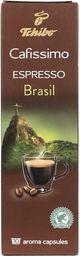 Tchibo Cafissimo Kawa palona mielona w kapsułkach Espresso Brasil 10 kapsułek