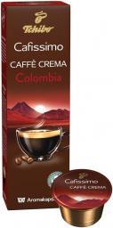 Tchibo Cafissimo Kawa palona mielona w kapsułkach Caffe Crema Colombia 10 kapsułek (465452)