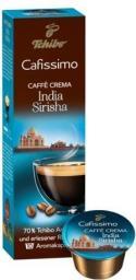 Tchibo Cafissimo Kawa palona mielona w kapsułkach Cafe Crema India 10szt. (465454)