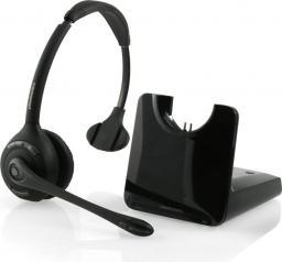 Słuchawki z mikrofonem Plantronics CS510, Czarne
