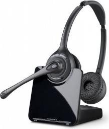Słuchawki z mikrofonem Plantronics CS520, Czarne WYPRZEDAŻ !