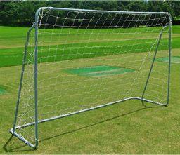 Victoria Sport Bramka do piłki nożnej Enero biała r. 215x150x76cm