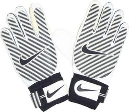 Nike Rękawice bramkarskie czarno-białe r. 11 (GS0002)