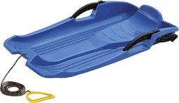 Victoria Sport Sanki plastikowe Hornet niebieskie