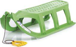 Victoria Sport Sanki plastikowe zielone
