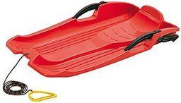 Victoria Sport Sanki plastikowe Hornet czerwone