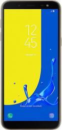 Smartfon Samsung Galaxy J6 32 GB Dual SIM Złoty  (SM-J600FZDUXEO)