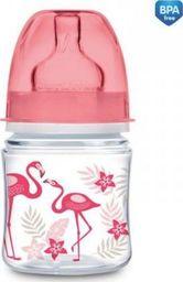 Canpol Butelka różowa 120ml