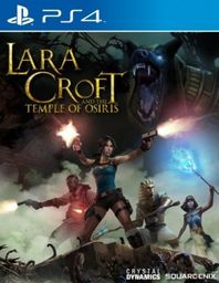 Gra PS4 Lara Croft and the Temple of Osiris (wersja BOX; ENG; od 12 lat)