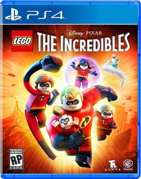 Lego Iniemamocni PS4