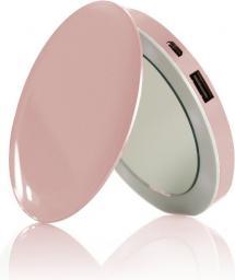 Powerbank HyperDrive Pearl Mirror Różowy (PL3000-ROSE)