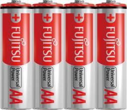 Fujitsu Baterie Alkaliczne LR6 AA 4 szt. shrink LR6(4S) FU