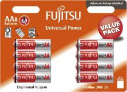 Fujitsu Baterie Alkaliczne LR6 AA 8 szt. blister LR6(8B) FU