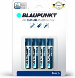 Blaupunkt Baterie LR03 AAA micro 1,5V 4 sztuki