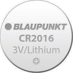 Blaupunkt Baterie CR2016 Litowe 3V 3 sztuki