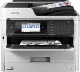 Urządzenie wielofunkcyjne Epson WF-M5799DWF mono A4/fax/WLAN/34ppm/PCL6+PS3 (C11CG04401)