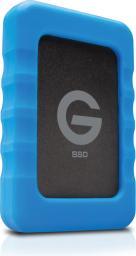 Dysk zewnętrzny G-Technology SSD G-DRIVE ev RaW 500 GB Czarny (0G04756)