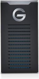 Dysk zewnętrzny G-Technology SSD G-DRIVE mobile R-Series 1 TB Czarny (0G06053)