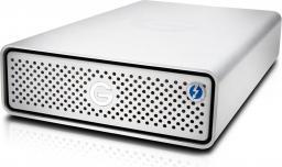 Dysk zewnętrzny G-Technology HDD G-DRIVE Thunderbolt 3 10 TB Srebrny (0G05379)