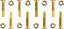 WORKER Śruby do trucków (podwozia) 5x28 mm Kolor Złoty