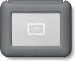 Dysk zewnętrzny LaCie HDD DJI Copilot 2 TB Szary (STGU2000400)