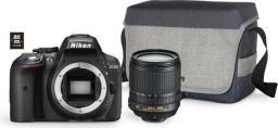 Lustrzanka Nikon D5300 + 18-105VR + SD16GB + torba