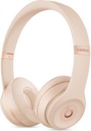 Słuchawki Apple Beats Solo3 Wireless złote matowe (MR3Y2EE/A)