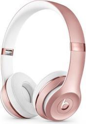 Słuchawki Apple Beats Solo3 Wireless różowe złoto (MNET2EE/A)