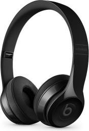 Słuchawki Apple Beats Solo3 Wireless czarne błyszczące (MNEN2EE/A)