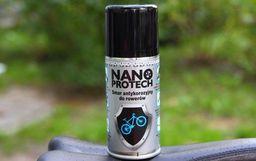 Nanoprotech Smar antykorozyjny do rowerów - łańcuch i zębatki