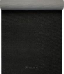 Gaiam Mata do jogi dwustronna Granite/Storm (61956)