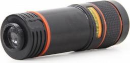 Gembird Obiektyw klipsowy do telefonu zoom optyczny x12 (czarny)
