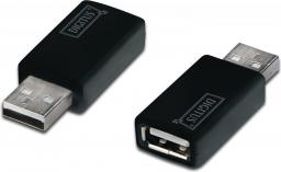 Adapter USB Digitus USB 2.0 Czarny (DA11003)