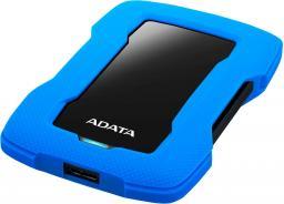 Dysk zewnętrzny ADATA HDD HD330 1 TB Niebieski (AHD330-1TU31-CBL)