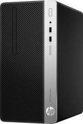 Komputer HP Komputer ProDesk 400MT G5 i5-8500 500/4GB/DVD/W10P 4CZ57EA-4CZ57EA