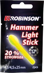 "Robinson Świetlik ""Hammer"" śr. 3mm/4.5mmx25mm 2szt. (99-SW-H30)"