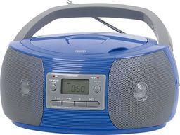 Radioodtwarzacz Trevi Boombox Trevi CMP524 CD Radio MP3 blue