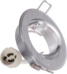 Polux Oprawa podtynk. OPAL-lO84 S2 POLUX srebrna szczotk