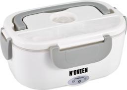 Noveen Podgrzewany pojemnik na żywność Lunch Box LB310 Szary