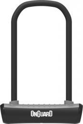 ONGUARD Zapięcie rowerowe U-Lock Neon czarne 115x230 mm (8153BL)