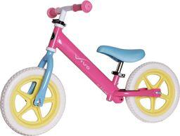 """VIVO Rowerek biegowy Vivo V2.2 12"""" EVA pink/blue rjx"""