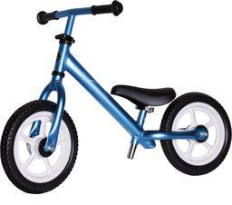 "VIVO Rowerek biegowy Vivo V5.1 12"" EVA blue/black rama alu rjx"